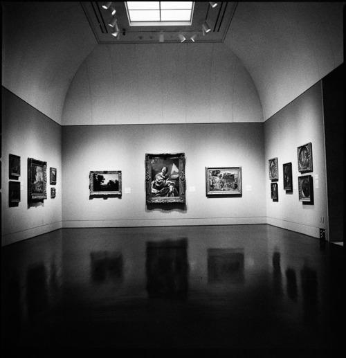 Blanton Museum in Austin Texas