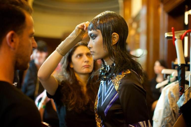 Dora Abodi, LFW SS15, Fashion Scout, FW